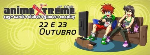 NOIA Eventos - 25ª AnimeXtreme Caravana cruz Alta/RS