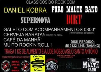 Medonhos Moto Clube - Encontro de Estradeiros - 10 de Setembro 2016 - Cruz Alta - RS b