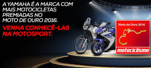 NOIA Eventos - 5ª Moto Passeio Sport Yamaha - 11 de Dezembro 2016 - Panambi - RS