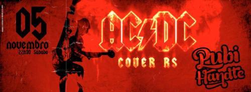 NOIA Eventos - ACDC Cover RS - 05 de Novembro 2016 - Panambi - RS