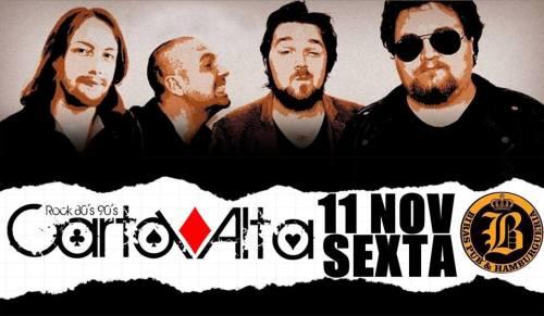 NOIA Eventos - Carta Alta Rock 80's 90's - 11 de Novembro 2016 - Ijuí - RS