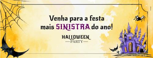 NOIA Eventos - Festa de Halloween - Clube Arranca - 28 de Outubro 2016 - Cruz Alta - RS