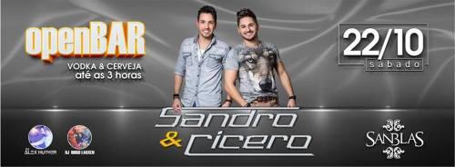 NOIA Eventos.com - Sandro e Cícero - 22 de Outubro 2016 - Não-Me-Toque - RS