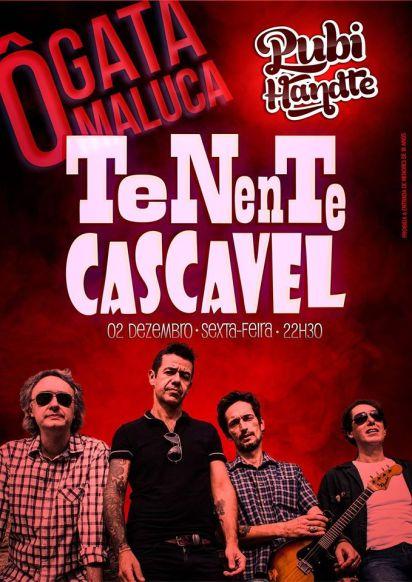 NOIA Eventos - TeNenTe Cascavel - Show Nacional - 02 de Dezembro 2016 - Panambi - RS