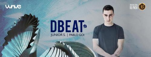 NOIA Eventos - Wave w DBEAT (Mohave) - Junior S. - Pablo Goi - 18 de Novembro 2016 - Ijuí - RS