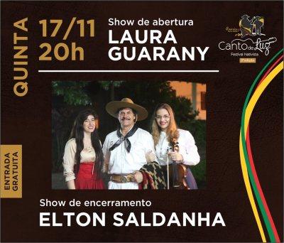 NOIA EVENTOS - Canto de Luz - Festival Nativista 5ª Edição - 17 de Novembro 2016 - Ijuí - RS