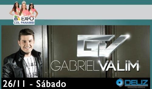 NOIA EVENTOS - Gabriel Valim - Expo CDL - 26 de Novembro 2016 - Panambi - RS