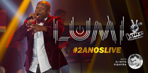 NOIA EVENTOS - Lumi (The Voice Brasil) - 03 de Dezembro 2016 - Tupanciretã - RS