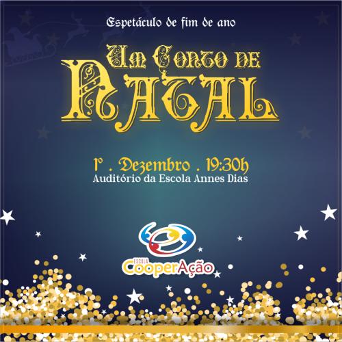 NOIA EVENTOS - Um Conto de Natal - 01 de Dezembro 2016 - Cruz Alta - RS