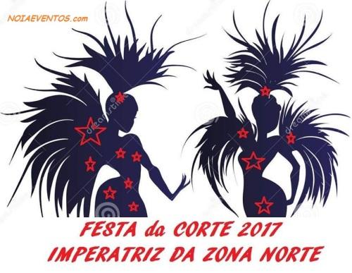 NOIAEVENTOS.com - Festa da Corte 2017 - Imperatriz da Zona Norte - 14 de Janeiro - Cruz Alta - RS