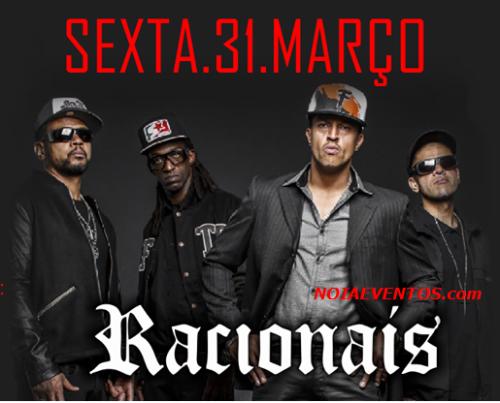 NOIAEVENTOS.com - Racionais MCs - 31 de Março 2017 - Ijuí - RS
