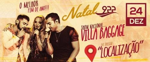 NOIA EVENTOS.com - Villa Baggage - 24 de Dezembro 2016 - Ibirubá - RS
