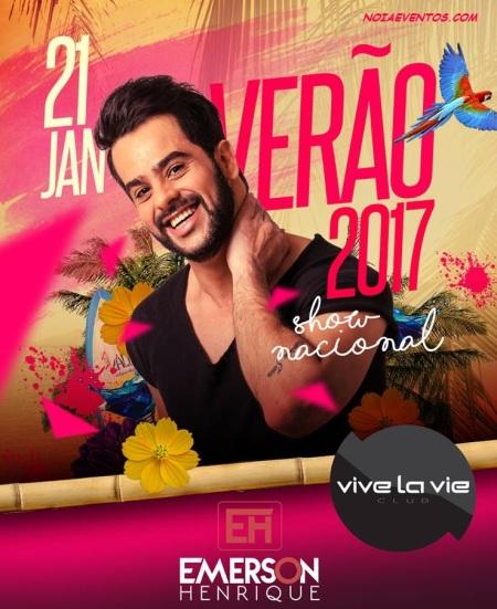 NOIAEVENTOS.com - Emerson Henrique - 21 de Janeiro 2017 - Panambi - RS