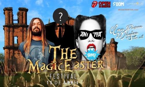 NOIAEVENTOS.com - The Magic Easter Festival - Anitta e Armandinho - 15 de Abril 2017 - Ijuí - RS