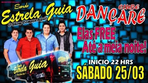 NOIAEVENTOS.com - Banda Estrela Guia - Clube Dançare - 25 de Março 2017 - Cruz Alta - RS