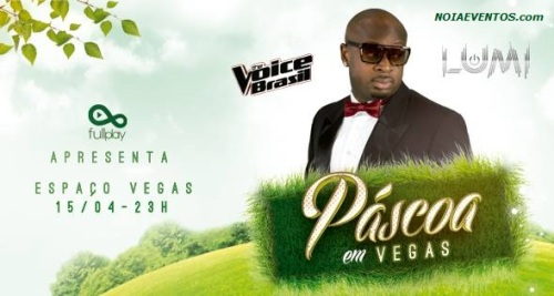 NOIAEVENTOS.com - Lumi (The Voice Brasil) - 14 de Abril 2017 - Julio de Castilhos - RS