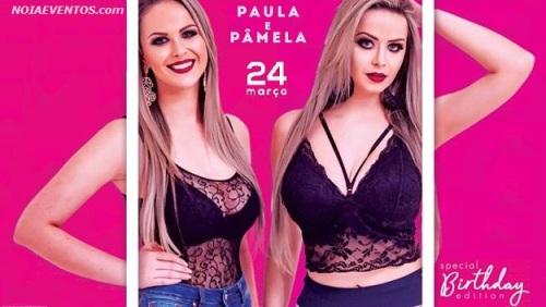 NOIAEVENTOS.com - Paula e Pâmela - 24 de Março 2017 - Passo Fundo - RS