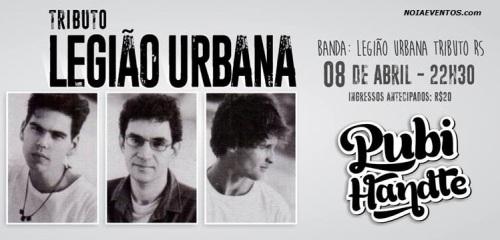 NOIAEVENTOS.com - Tributo Legião Urbana - 08 de Abril 2017 - Panambi - RS