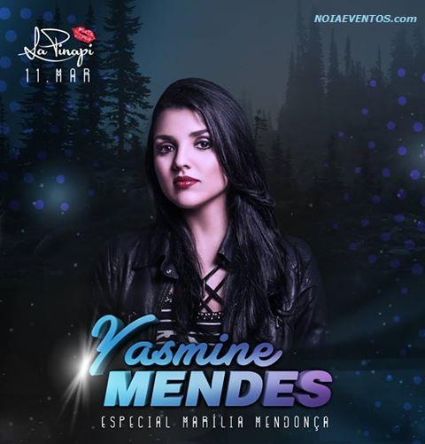 NOIAEVENTOS.com - Yasmine Mendes - Especial Marília Mendonça - 11 de Março 2017 - Cruz Alta - RS
