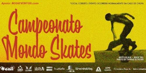 NOIAEVENTOS.com - 4º Campeonato Mondo Skates na Fenii - Ijuí - RS