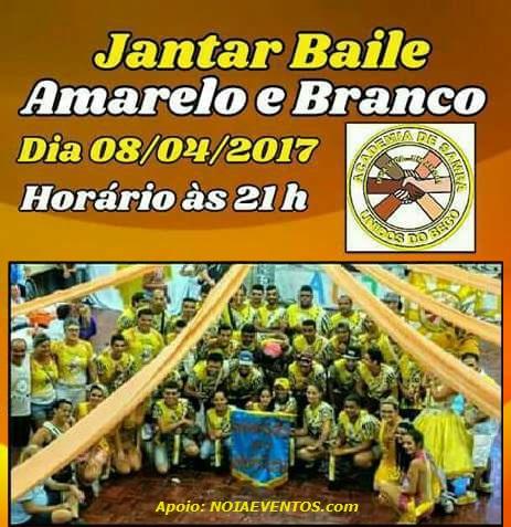 NOIAEVENTOS.com - Jantar Baile Amarelo e Branco - 08 de Abril 2017 - Cruz Alta - RS