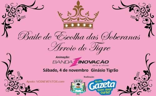 NOIAEVENTOS.com - Baile de Escolha das Soberanas - Arroio do Tigre - RS