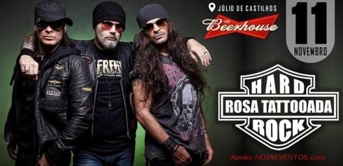 NOIAEVENTOS.com - Rosa Tattooada - Júlio de Castilhos - RS
