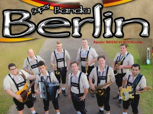 NOIAEVENTOS.com - Bailão do Chopp - Super Banda Berlin - Boa Vista do Incra
