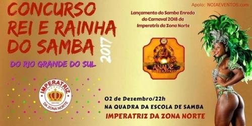NOIAEVENTOS.com - Concurso Rei e Rainha do Samba do RS