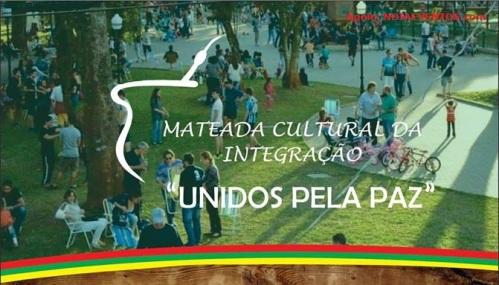 NOIAEVENTOS.com - Mateada Cultural da Integração - Unidos Pela Paz - Cruz Alta