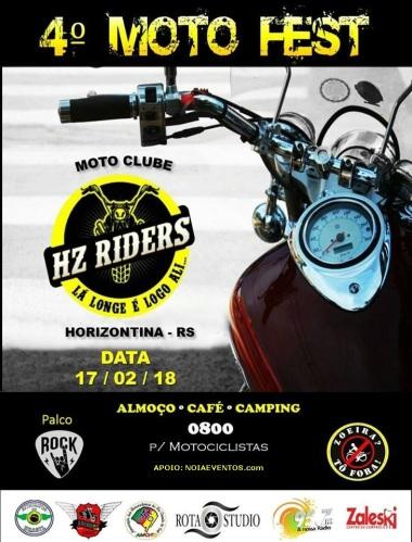 NOIAEVENTOS.com - 4º Moto Fest - 1702 - Horizontina