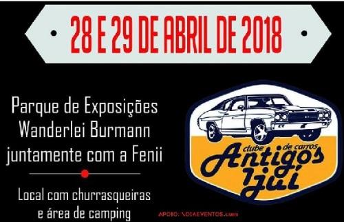 NOIAEVENTOS.com - 5º Encontro de Carros Antigos - 28,2904 - Ijuí