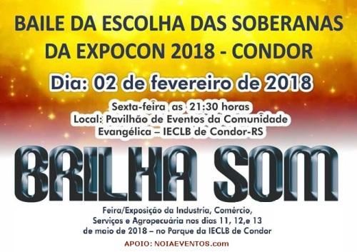 NOIAEVENTOS.com - Baile da Escolha das Soberanas da EXPOCON 2018 - 0202 - Condor