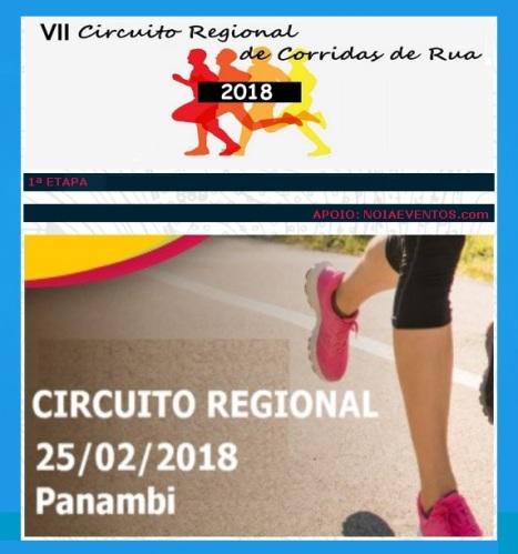 NOIAEVENTOS.com - VII Circuito Regional de Corrida de Rua - 1ª Etapa Panambi - 2502